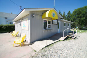 GGs Drive In in Somerset, MB, for sale!