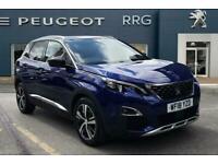 2018 Peugeot 3008 1.5 BlueHDi GT Line (s/s) 5dr Hatchback Diesel Manual