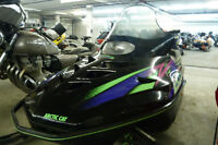COMME NEUF!!! ARCTIC CAT EXT 600 1997  3 CYLINDRES