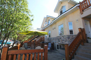 2 Bedroom Condo Boasts Huge Deck and 300 Sq Ft Master Suite
