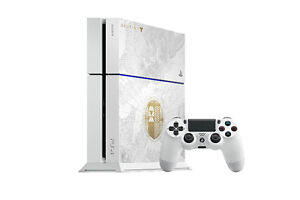 PS4 Destiny Limited Edition Console + 2 Games