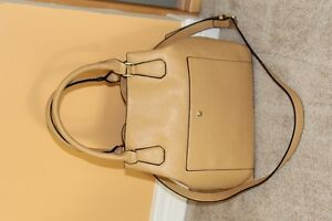 Butter colored large purse/bag London Ontario image 2