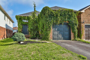 Beautiful 2+1 Bdrm Home in South West Barrie