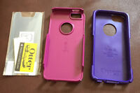 Otter Box Commuter Case for iPhone 5/5s + screen protector!