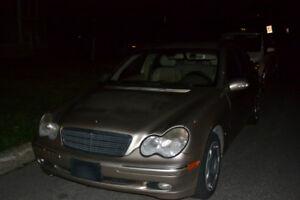 Mercedes c240 2003 trans limp mode 599$