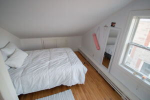 South End Halifax apartment for November