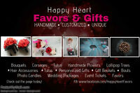 Beautiful customized keepsakes for special occasions!