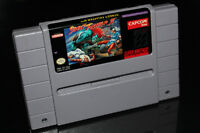 SUPER NINTENDO-STREET FIGHTER 2
