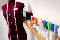 PROFESSIONAL SEAMSTRESS COUTURIERE ALL TYPE OF ALTERATION REPAIR