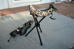 New Foldable Outdoor Chair Kitchener / Waterloo Kitchener Area image 1