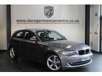 2009 59 BMW 1 SERIES 2.0 116I SPORT 3DR 121 BHP