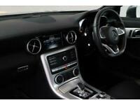 2017 Mercedes-Benz SLC SLC 250d AMG Line 2dr 9G-Tronic Auto Convertible Diesel A