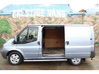 * Finance Me - No VAT * Ford Transit 2.2TDCi Duratorq (85PS) 260S 2008 260 SWB