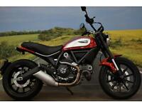 Ducati Scrambler Icon **ABS, Datatag Protection, Brembo Brakes**