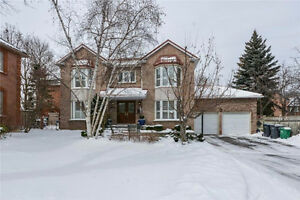 Private Forever Home, 4+1Beds, 4Bath, TENTH Line W, Mississauga