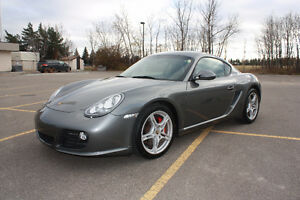 2011 Porsche Cayman S Coupe (2 door) PDK