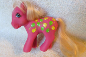 vintage MY LITTLE PONY, Up Up and Away 1987
