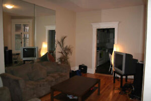 SUBLEASE JULY 1st to AUGUST 30th - Le Plateau (Clark/Mont-Royal)