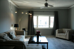 Amazing 2 Bedroom Flat - Downtown- Newly Renovated