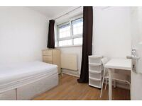 COSY DOUBLE ROOM AVAILABLE IN ZONE 1 !!! LIVERPOOL STREET & BRICKLANE