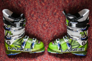 Lange RX 130 Boots 27.5 Used Twice $290.00 Nelson