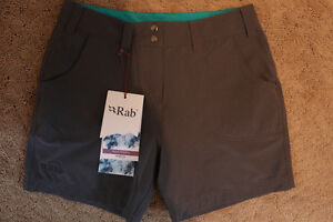 Rab Helix Shorts for Travel/Outdoor Sports- New With Tags
