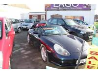 Porsche Boxster S - Stunning Example Of The Best S Version - FSH