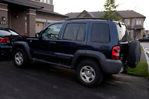 SUV for sale for only $3500. 2006 Jeep Liberty Sport.