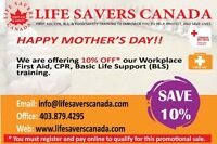 Workplace First Aid training 10% Sale!