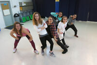 Teen Hip Hop for 12-17 years