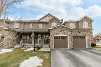 Absoluely gorgeous 3 bedroom townhome in Angus!