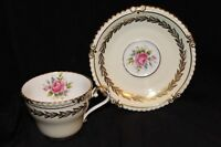 VINTAGE TEA CUPS AND SAUCER'S