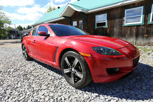 2005 Mazda RX-8 GS Coupe (2 door)