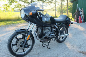 1977 BMW R100RS with Turbo