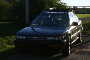 1992 Honda Accord EX 2nd Owner Low Kms Awesome Car!