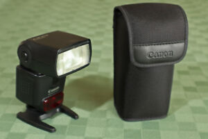 Flash Canon Speedlite 430 EX