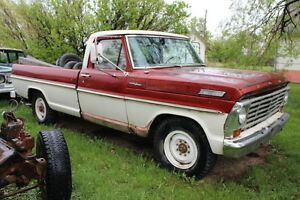 FORDS FORDS 1960-1980 Ford's and MORE!