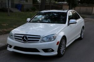 Mercedes C230 Great car with  Low Kilometers
