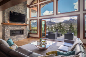 Sought after spacious 5BDRM 5BTH home in Whistler