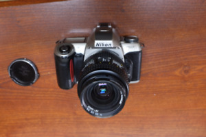 Nikon F65 Film Camera w/AF 28-70mm Lens