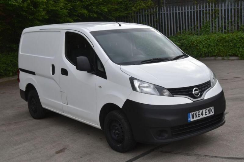 1.5 DCI ACENTA 6D 90 BHP SWB DIESEL CAR DERIVED VAN 2014