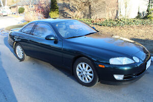1992 Lexus SC Coupe (2 door)