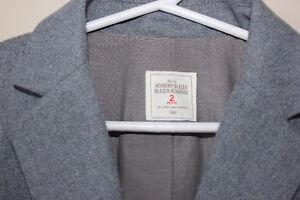 GAP Blazer academy - like new - Blue - Tweed - 2 Petite