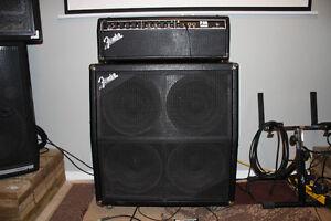 Fender FM100H & Cabinet
