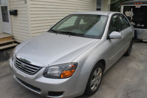 2009 Kia Spectra - AS IS. MUST SELL  BY 10 AUG - REDUCED PRICE