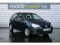 2008 Volkswagen Polo 1.4 SE 80 5dr Auto heated leather seats full dealer hist...
