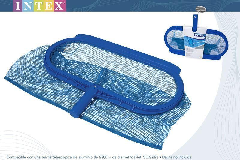 Intex retina a sacco pulizia fondo piscina retino raccogli foglie 29051 - Rotex