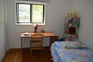 3 bed room unit in a town house for rent at Donmills & Sheppard