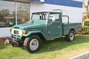 WANTED Toyota Land Cruiser FJ45