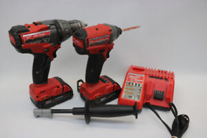 **M18** FUEL LITHIUM-ION 2-Tool Combo Kit, 2791-22CT (#13040)